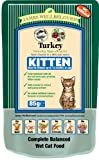 James Wellbeloved Kitten Food Turkey Pouch 12 x 85 g