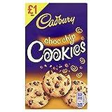 #8: Cadbury Choc Chip Cookies 150g
