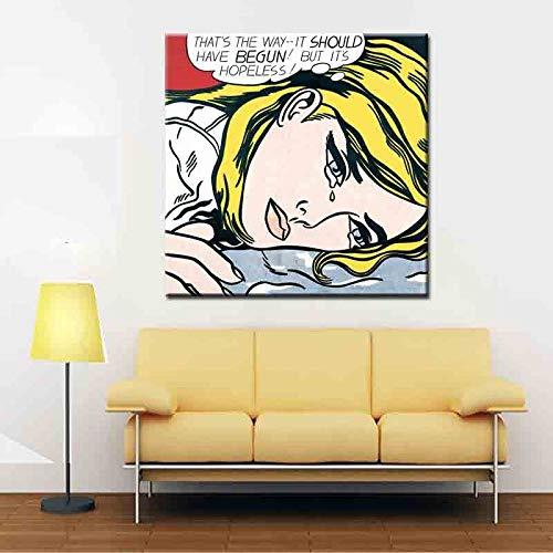 zlhcich Afrikanische Frau Inkjet leinwand malerei 98464 50x50cm -