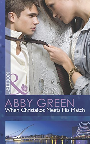 When Christakos Meets His Match (Mills & Boon Modern) (Blood Brothers, Book 2) (English Edition)