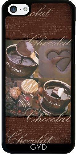 Preisvergleich Produktbild Hülle für Iphone 5c - Schokolade Liebe by Andrea Haase