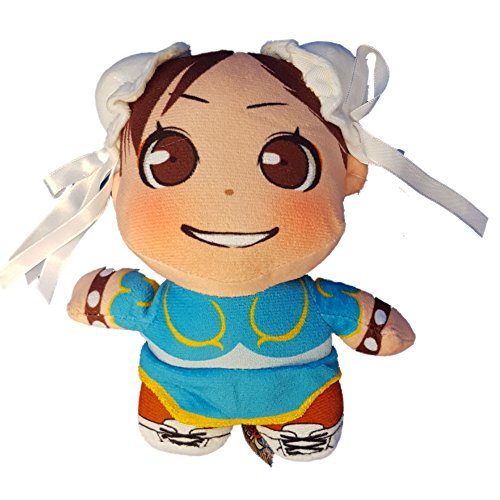 Street Fighter Soft Toy Plush Figures 20cm (Chun Li)