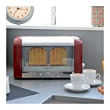 Unbekannt Magimix Vison Toaster, Edelstahl, 370 x 220 x 225 mm, Schwarz