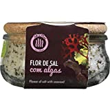 Tok de Mar Fleur de Sel (Flower of Salt) with Biological Seaweed