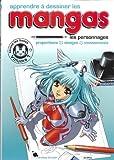 Apprendre à dessiner les mangas - Vol. 1...