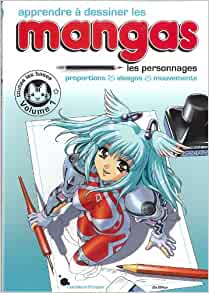 Amazon Fr Apprendre A Dessiner Les Mangas Vol 1 Hayashi Hikaru Yagizawa Rio Livres