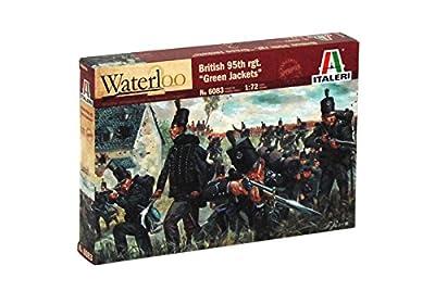 Italeri 510006083 - 1:72 95. Regiment Green Jackets von Italeri