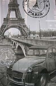 Quartier des tissus - Rideau pret a poser paris vintage