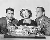 Moviestore Myrna Loy als Muriel Blandings unt Melvyn Douglas als Bill Cole in Mr. Blandings Builds His Dream House 25x20cm Schwarzweiß-Foto