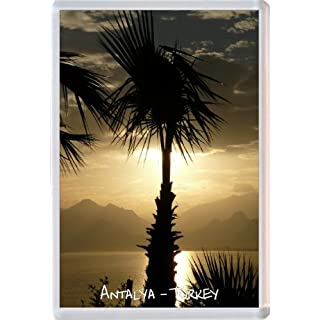 Antalya - Turkey - Jumbo Fridge Magnet Gift/Souvenir/Present