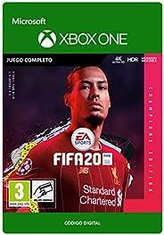FIFA 20: Champions Edition (Post-Launch)  | Xbox One - Código de descarga