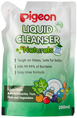 Pigeon Liquid Cleanser Refill, 200 ml