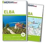 MERIAN live! Reiseführer Elba: Mit Extra-Karte zum Herausnehmen - Heinz Tomek