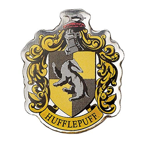 MOVIES Harry Potter Hufflepuff Crest pin Badge