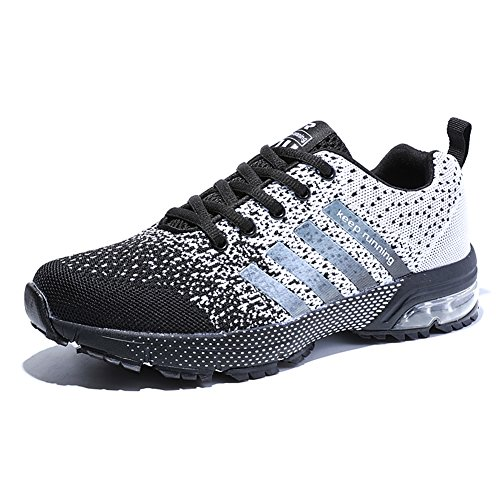 Senbore Sneakers Respirável Correndo Sports Running Shoes Man