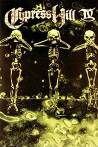 Empire 12258 Cypress Hill - Skeleton - Musik Poster Druck - 61 x 91.5 cm
