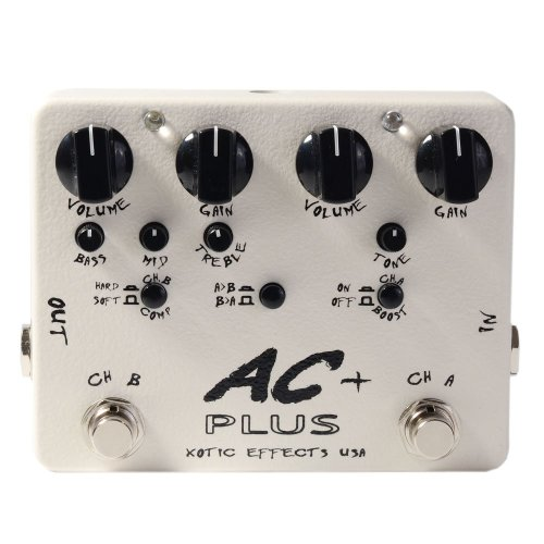 XOTIC AC PLUS (2 CHANNEL)