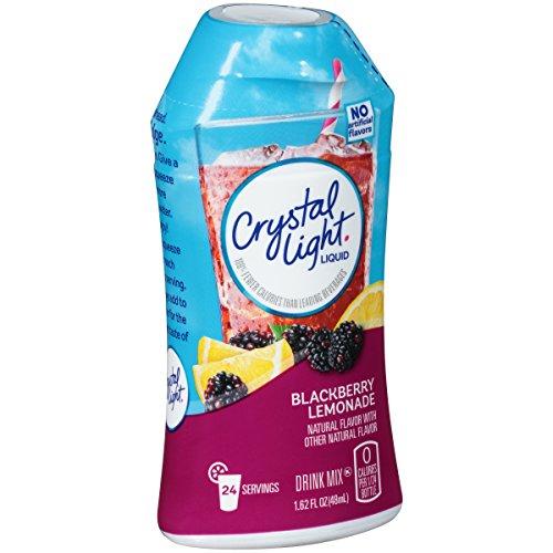 Crystal Light Drink Mix - Blackberry Lemonade - 1.62 Oz by Crystal Light