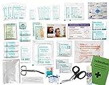 Komplett-Set Erste-Hilfe DIN 13157 EN 13 157 PLUS 3 für