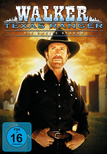 Walker, Texas Ranger - Season 2 (7 DVDs)