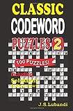 Classic Codeword Puzzles 2: Volume 2