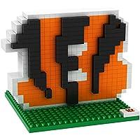 Cincinnati Bengals NFL Football Team 3D BRXLZ Logo Puzzle