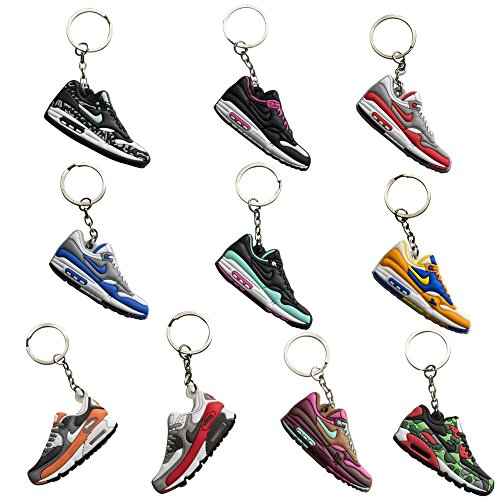 Nsi Industries Mini Sneaker Keychains – Rare Air Packs