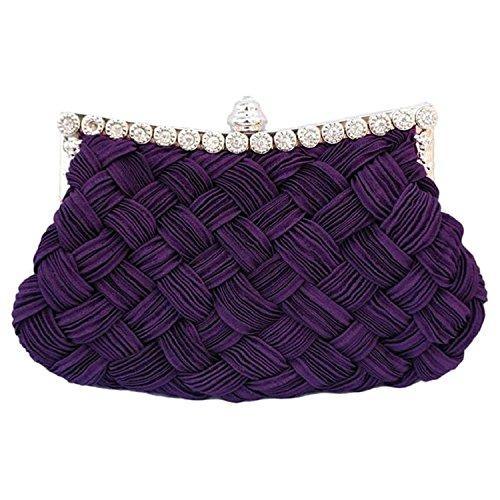 bismarckbeer, Poschette giorno donna Purple