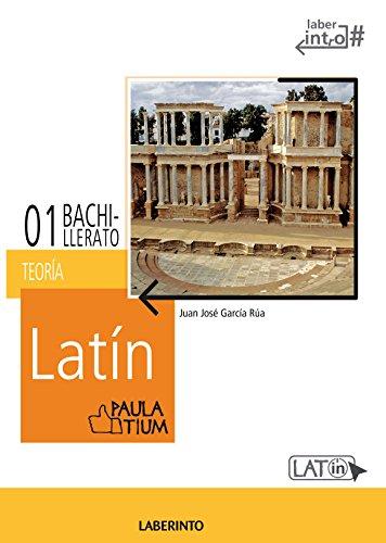 LOMCE Latín 1º Bachillerato. Paulatium: 2 - 9788484838029