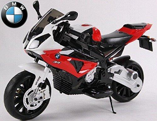 Vehiculo infantil - Eléctrico Motos niños - De BMW Con licencia 12V7Ah...