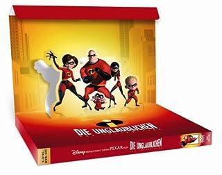 Die Unglaublichen - The Incredibles (3D-Pop-Up-Box) [2 DVDs]