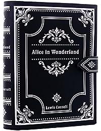 Sac Livre Noir Alice Au Pays Des Merveilles Main Lewis Carroll