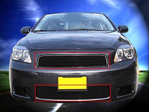 fedar-2005-2010-scion-tc-combo-billet-grille-grille-2-pcs-set-black-by-fedar