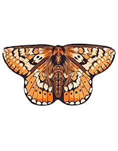 DREAMY DRESS-UPS 63109-Marsh Fritillary alas para niña (Talla única)