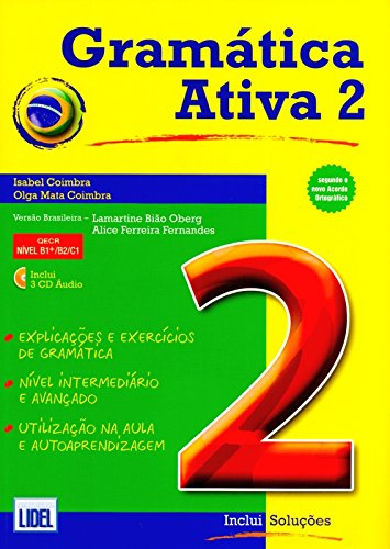 Gramática Ativa 2. Versao Brasileira (+ CD)