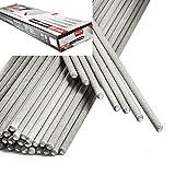 STARK Elettrodi per saldatura da 3 x 350 mm 2,5Kg / Rutilo universale a tutto tondo elettrodo a barra per saldatrice