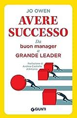 Idea Regalo - Avere successo. Da buon manager a grande leader