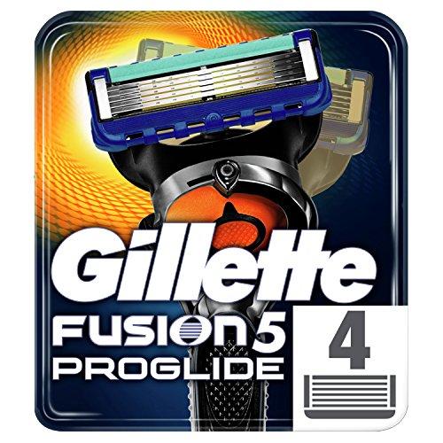 Gillette Fusion 5 ProGlide – Cuchillas de