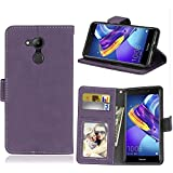 Huawei Honor V9 Play Case,Huawei Honor V9 Play Case,Cell Phone Cases Premium PU Leather Wallet Snap Case Cell Phone Cases Cell Phone Cases Flip Case Compatible With Huawei Honor V9 Play