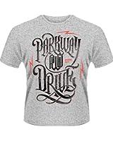 Plastic Head Men's Parkway Drive Electric Short Sleeve T-Shirt