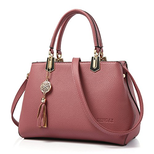 Signora Messenger Borsa Tracolla Tote Bag In Rilievo rubberred