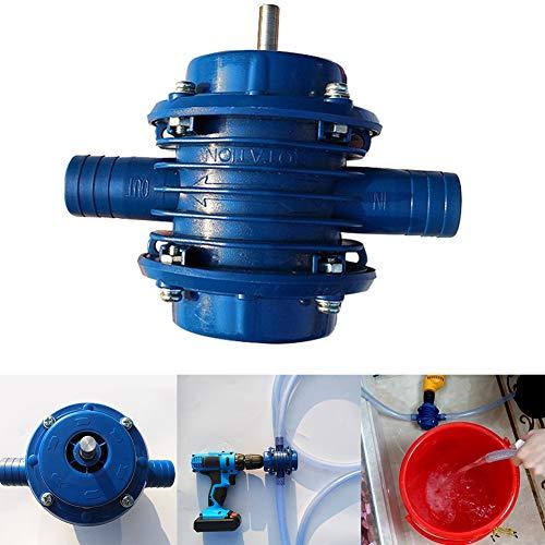 che Selbstansaugende Zentrifugalwasserpumpe, Elektrowerkzeuge, blau ()