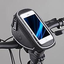 Roswheel Bicicletta Ciclismo MTB BMX Borse da Manubrio Supporto del Telefono Mount con Touch Screen 5.5 Pollice