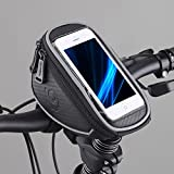 Roswheel Bicicletta Ciclismo MTB BMX Borse da Manubrio Supporto del Telefono Mount con Touch Screen 5.5 Pollice Schermo