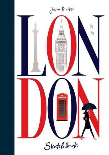 London sketchbook par Jason Brooks