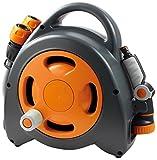 GF 80005608carrello avvolgitubo aquabag Maxi con spine e di acqua ugello 16,5m-Arancione
