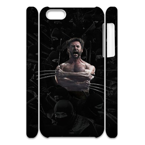 LP-LG Phone Case Of Wolverine For Iphone 4/4s [Pattern-6] Pattern-3