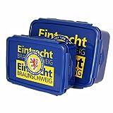 Eintracht Braunschweig - Brotdosen-Set 2er Set