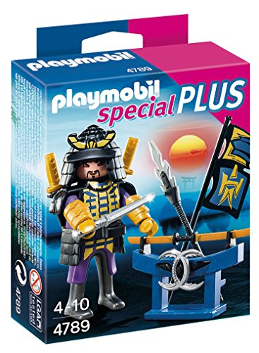Playmobil Especiales Plus -Samurái Estante Armas