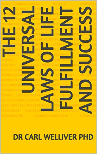 12 Universal Laws Of Success Pdf